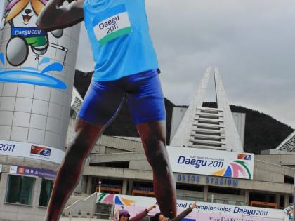 Tag 18 – Usain Bolt trifft die Schattke-Choi's
