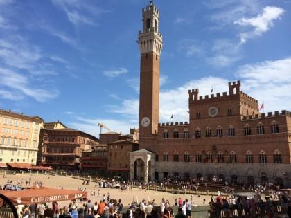 6 – Siena (und San Giminiano & Volterra im Sinn)
