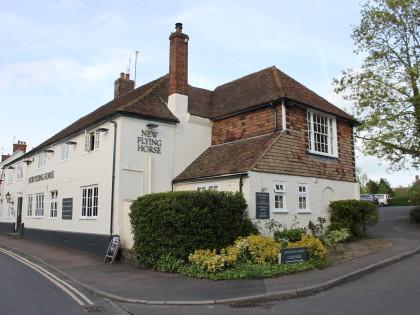 New Flying Horse Inn, Wye (Ashford) / Kent