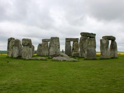 2 – Von Wye nach Salisbury (Stonehenge)