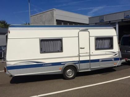 Unser neuer Wohnwagen: Fendt Saphir 490 TKM (2015)