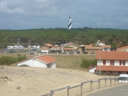 Camping Municipal du Cap de l'Homy, Lit-et-Mixe / Atlantik