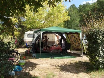 Camping les Pins, Les Salles sur Verdon, Provence-Alpes-Côte d'Azur