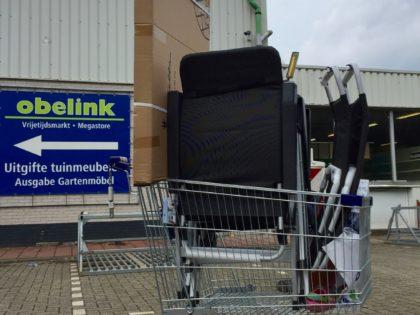 Mega: Obelink, das Campingzubehör-Schlaraffenland in Holland!