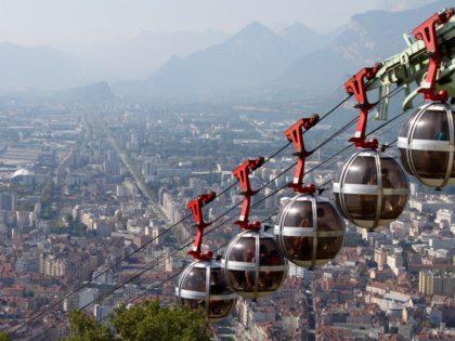 Tag 3 – Bienvenue Grenoble, Bienvenue Corenc!