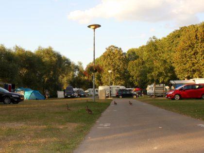 Camping Municipal Metz Plage, Metz, Alsace-Champagne