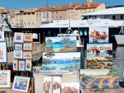 Tag 13 – Ausflug nach Sainte Maxime / Saint Tropez