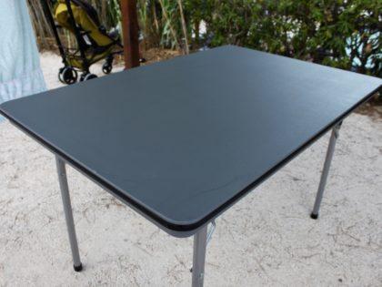 Der optimale Tisch: Isabella Campingtisch Medium 120 x 80