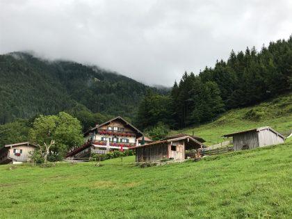Der Berg ruft – Berggasthof Duftbräu, Samerberg (Oberbayern)
