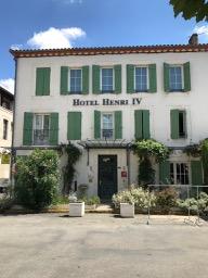 Hôtel Henri IV, Nérac, Lot-et-Garonne, Nouvelle-Aquitaine