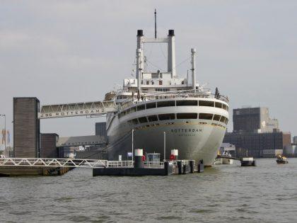Hotelschiff SS Rotterdam, Rotterdam, Holland
