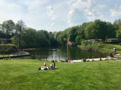 Campingplatz Am Blauen See, Vettelschoß, Siebengebirge