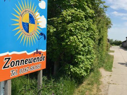 Brouwersdam: Campingplätze für Kiter