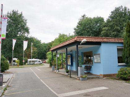 Campingplatz Knaus Campingpark Nürnberg, Bayern