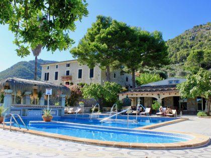 Mallorca: Finca Hotel Monnàber Nou, Campanet