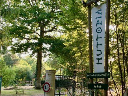 Huttopia Rambouillet – Campingplatz bei Paris / Durchreise zur französischen Atlantikküste