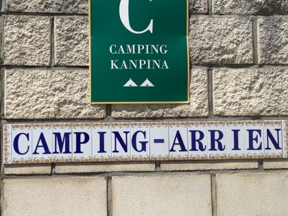 Nordspanien: Camping Arrien Gorliz, Bilbao / Baskenland