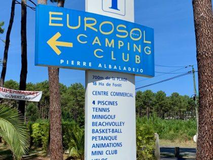 Camping Club International Eurosol, Saint Girons Plage (Atlantik), Landes / Nouvelle Aquitaine