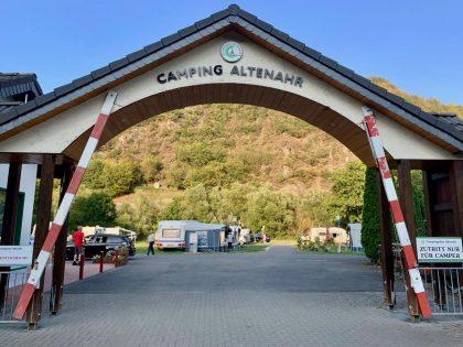 Camping Altenahr, Kreis Ahrweiler / Ahrtal (Rheinland Pfalz)