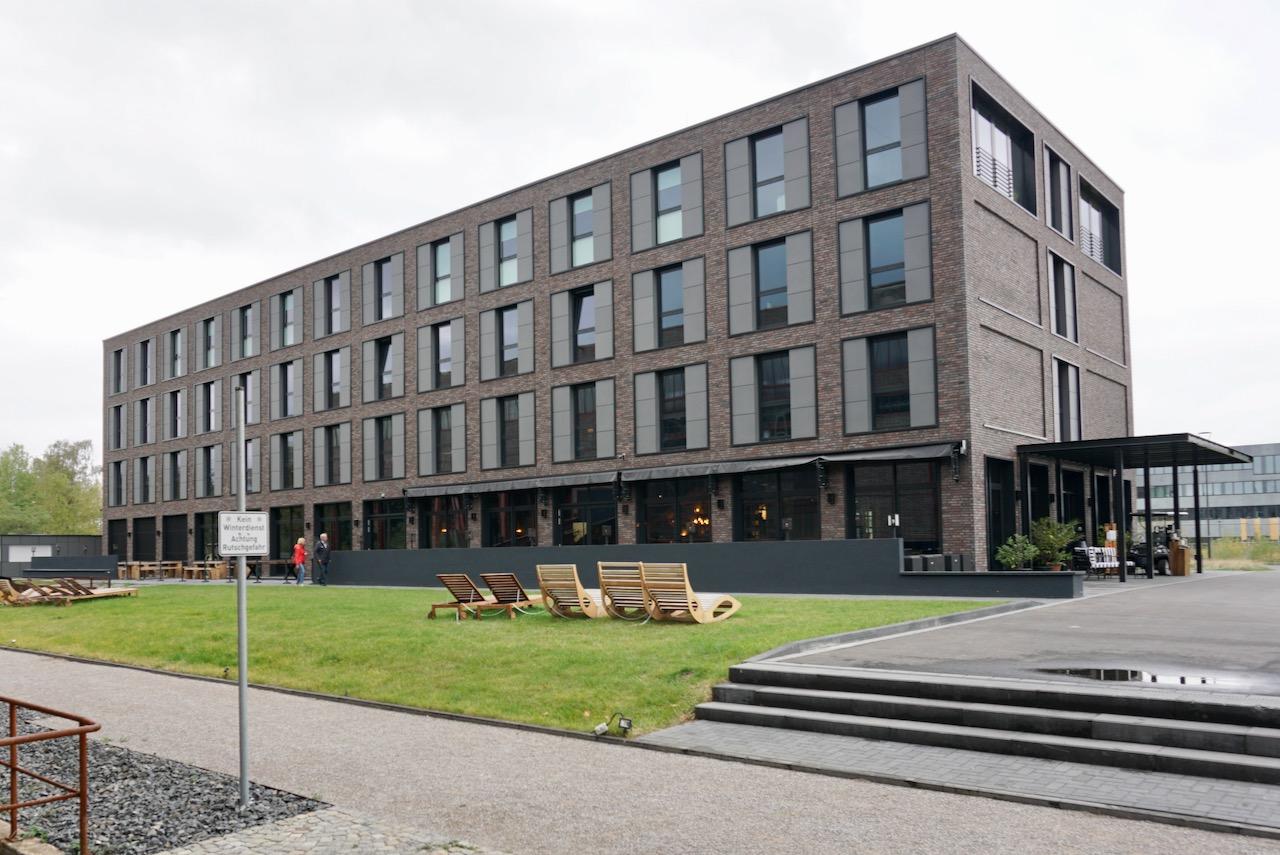 Zeche Zollverein, Hotel Friends, Essen