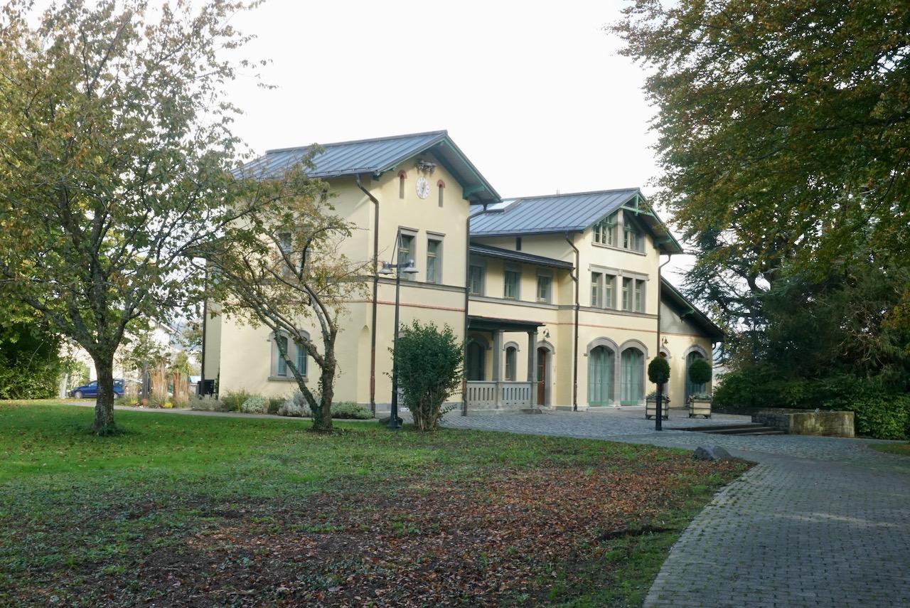 Ferienanlage des Erholungswerks Lindau im Bodensee, Villa Alwind und Kutscherhaus