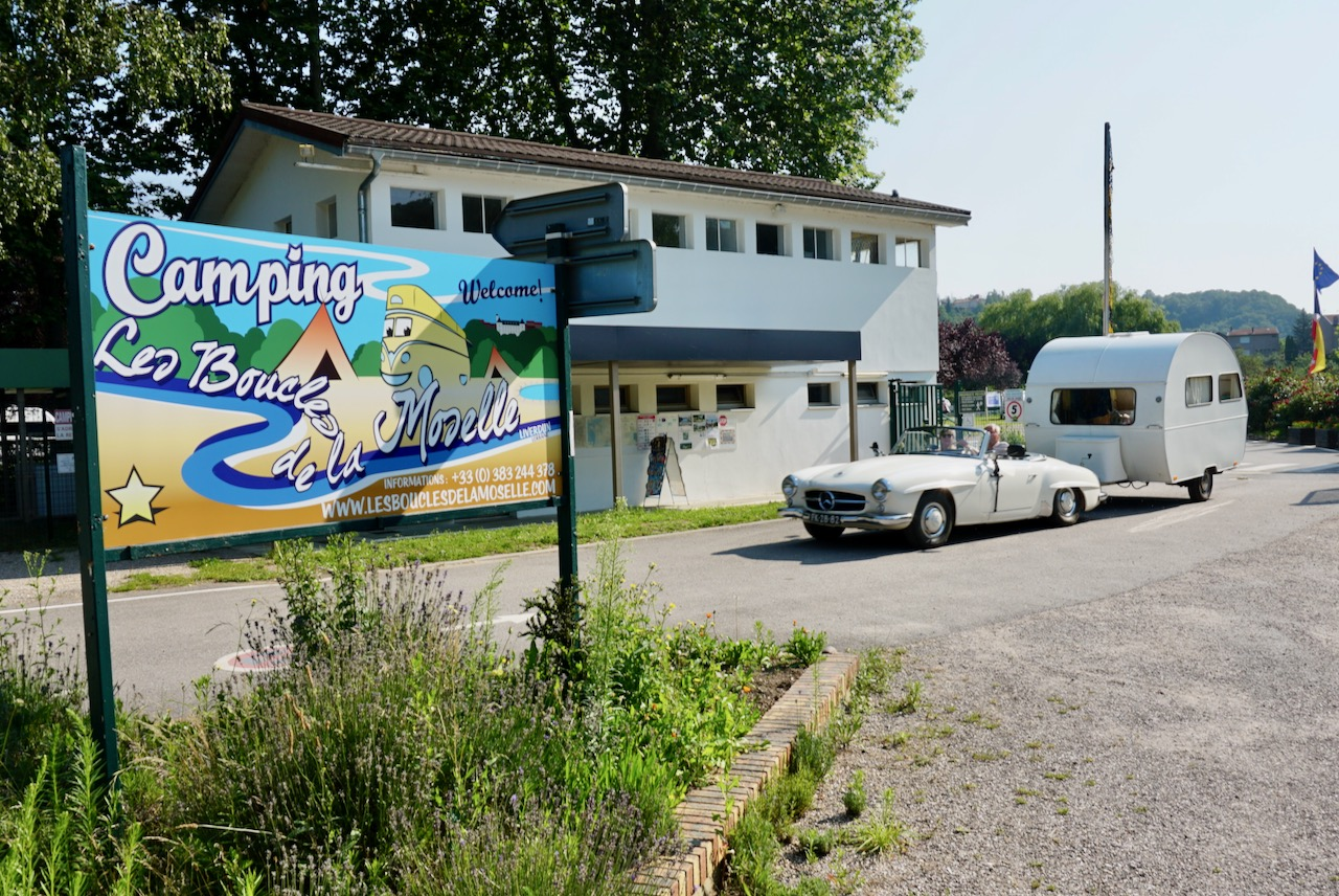 Campingplatz La Moselle, Liverdun (bei Nancy) / Lothringen, Grand-Est